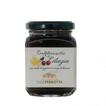Extra cherry jam with...